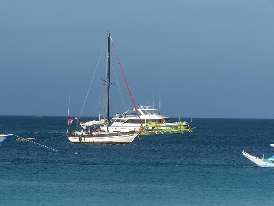Boracay Water taxi and Yatch